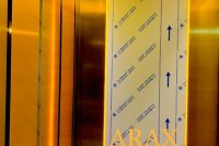 کابین آسانسور آراکس