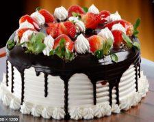 کیک و شیرینی بابابزرگ