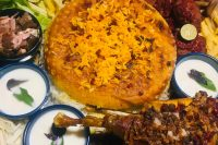 کافه رستوران سنتی شاه بلوط