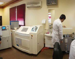 آزمایشگاه پاتوبیولوژی رازی رشت