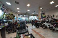 فروشگاه موتور سیکلت بهروز