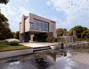 شرکت معماری پاشایی دیزاین