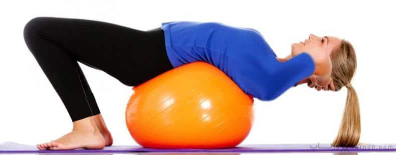 مزایای ورزش پیلاتس برای بانوان
