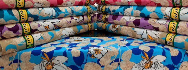 پارچه فروشی های عمده اصفهان