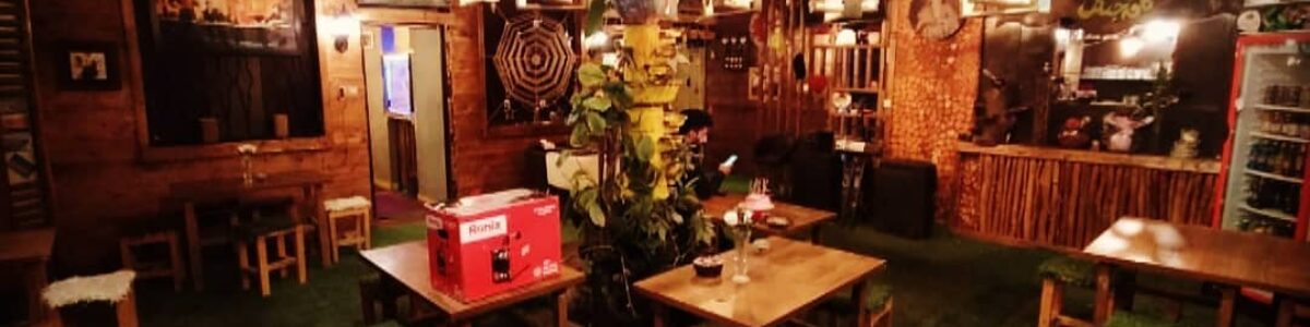 کافه رستوران جنگل