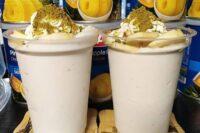 آب میوه های طبیعی و بستنی گلنوش در رشت
