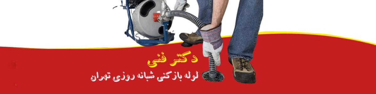 لوله بازکنی تهران   دکتر فنی 09194275010